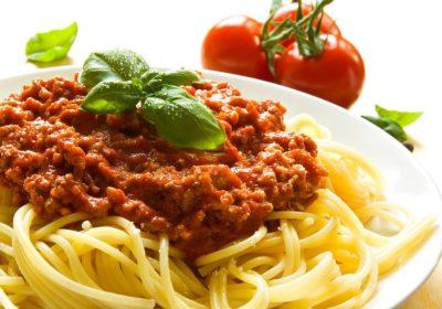 Spaghettidag AFGELAST