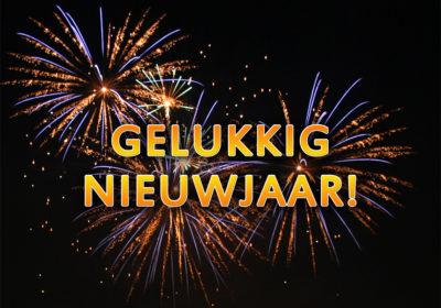 Gelukkig Nieuwjaar !!!