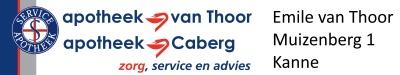 Apotheek van Thoor - Caberg
